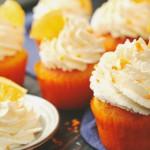 讓人心醉的香橙杯子蛋糕來一塊嗎?