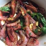 生腌小海虾