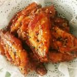烤鸡翅 烤箱