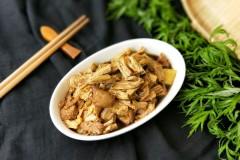 里脊肉焖腐竹