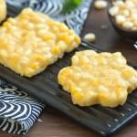 粒粒玉米饼