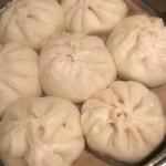 香菇青菜包