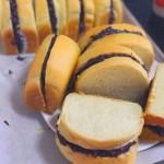 快手早餐—紫米面包