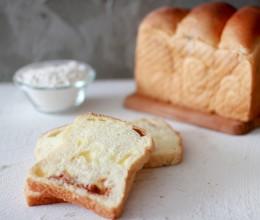 波兰种培根奶酪吐司面包