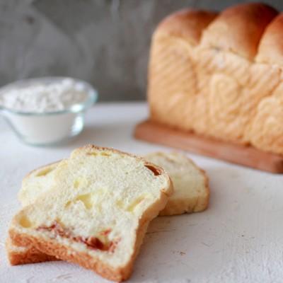 波蘭種培根奶酪吐司面包
