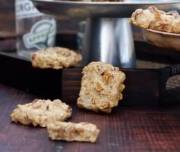 红枣核桃燕麦饼干