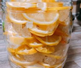 自制美白排毒柠檬酵素