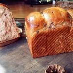 椰汁紫米吐司面包