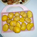 板栗玉米龙骨汤