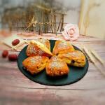 红枣葡萄角饼#中粮我买,春季踏青#