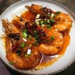 茄汁香辣海虾