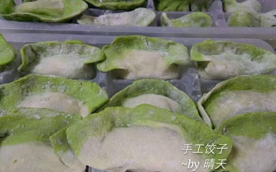 手工饺子#中粮我买,春季踏青#