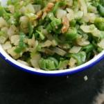 洋葱青椒炒海米