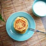 狭鳕鱼土豆饼