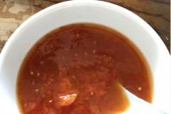 圣女果浓汤