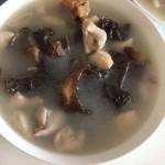 海参炖猪大肠
