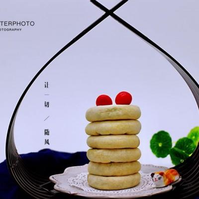 茴香豆腐馅饼#松下多面美味#