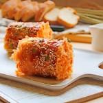 肉松面包卷#松下多面美味#