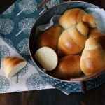 牛奶胚芽面包卷