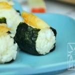 狭鳕鱼饭团
