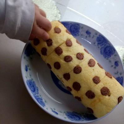 蛋糕卷成功率百分百的蛋糕卷