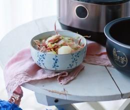 电饭煲食谱-鸭舌萝卜汤