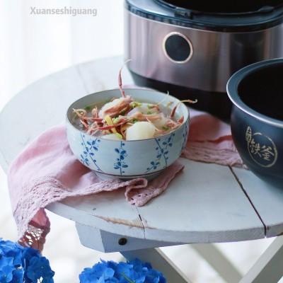 電飯煲食譜-鴨舌蘿卜湯