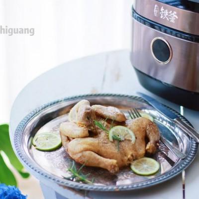 電飯煲青檸焗雞