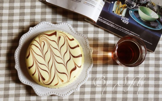 椰香千叶纹蒸蛋糕 #松下多面美味#