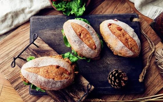 意式奧勒崗三明治