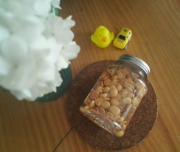 宝宝辅食-香蕉蛋黄溶豆