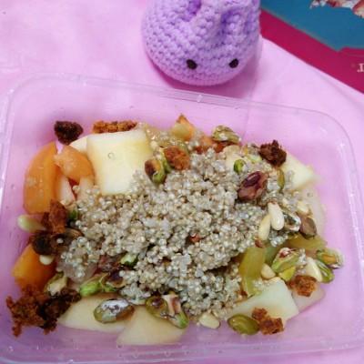 輕食-藜麥水果沙拉