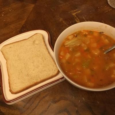 减肥早餐-罗宋汤
