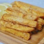 蒜香薯条#松下多面美味#