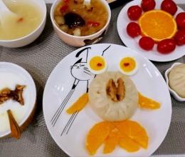 金鱼包子(童趣早餐)