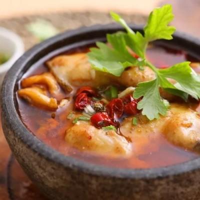 这道石锅豆花鱼的配方,可是名厨亲授哦!