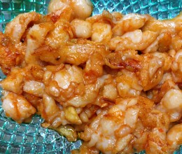 茄汁龙利鱼柳