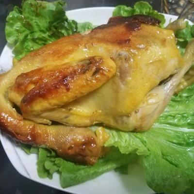 電飯鍋鹽焗雞