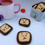 狮子饼干#松下多面美味#
