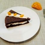 黑米戚風  大米也能烤蛋糕哦