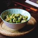 葱油蚕豆#松下多面美味#