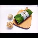 抹茶红豆毛巾卷#松下多面美味#