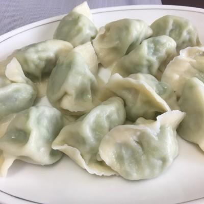 海螺黄瓜水饺