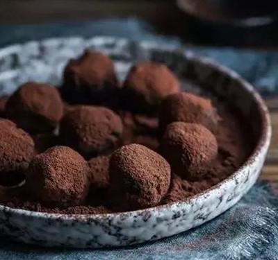 松露巧克力