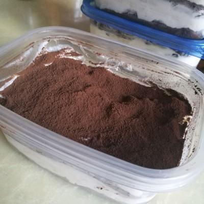 提拉米苏蛋糕盒子