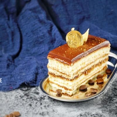 歌剧院蛋糕(海绵蛋糕体)