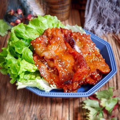 韓味五花肉(烤箱版)