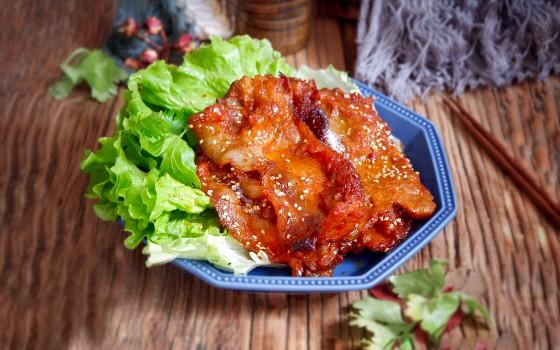 韩味五花肉(烤箱版)