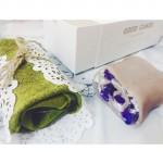 超贊  抹茶&紫薯  毛巾卷