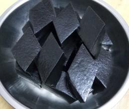 黑芝麻千层糕